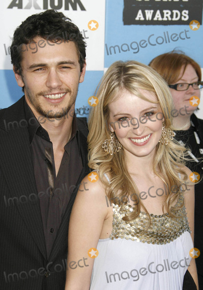 Ahna OReilly Photo - Photo by REWestcomstarmaxinccom200722407James Franco and Ahna OReilly at the Independent Spirit Awards(Santa Monica CA)