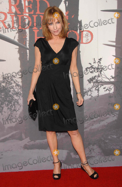 Rebecca De Mornay Photo - Photo by Michael Germanastarmaxinccom20113711Rebecca De Mornay at the premiere of Red Riding Hood(Hollywood CA)