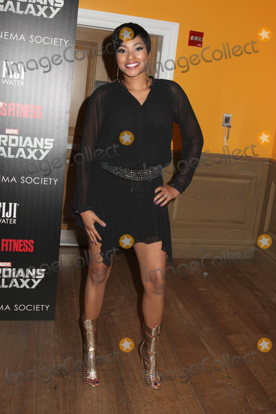 Alicia Quarles Photo - Photo by HQBstarmaxinccomSTAR MAX2014ALL RIGHTS RESERVEDTelephoneFax (212) 995-119672914Alicia Quarles at The Cinema Society screening of Guardians Of The Galaxy(NYC)