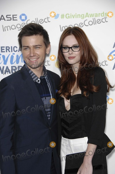Torrance Coombs Photo - Torrance Coombs and Alyssa Campanella during the 2nd Annual American Giving Awards held at the Pasadena Civic Auditorium on December 7 2012 in Pasadena CaliforniaPhoto Michael Germana Star Max