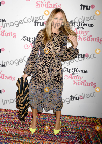 Amy Sedaris Photo - Photo by Dennis Van TinestarmaxinccomSTAR MAX2017ALL RIGHTS RESERVEDTelephoneFax (212) 995-1196101917Sarah Jessica Parker at a screening of At Home With Amy Sedaris in New York City