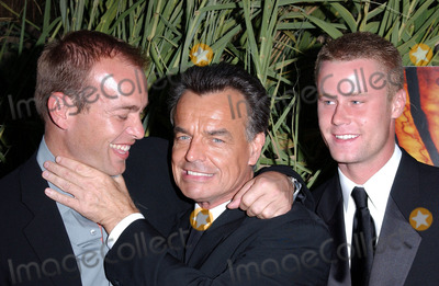 Jonathan Breck Photo - Photo by Lee RothSTAR MAX Inc - copyright 200382503Ray Wise with Eric Nenninger and Jonathan Breck at the Los Angeles premiere of Jeepers Creepers 2(Hollywood CA)