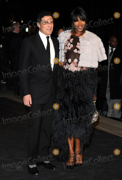 Andre Balazs Photo - Photo by KGC-03starmaxinccomSTAR MAX2015ALL RIGHTS RESERVEDTelephoneFax (212) 995-119631215Andre Balazs and Naomi Campbell at the Alexander McQueen Savage Beauty Gala(London England UK)