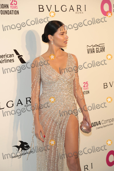 Adriana Lima Photo - Photo by gotpapstarmaxinccomSTAR MAX2018ALL RIGHTS RESERVEDTelephoneFax (212) 995-11963418Adriana Lima at The 26th Annual Elton John AIDS Foundations Academy Awards Viewing Party in West Hollywood CA