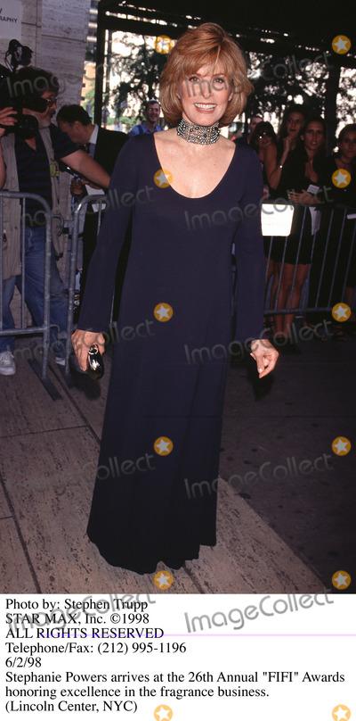 Stephanie Powers Photo - Photo by Stephen TruppSTAR MAX Inc - copyright 1998Stephanie Powers