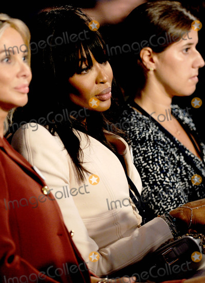 THE CLINTONS Photo - Photo by Dennis Van TinestarmaxinccomSTAR MAX2015ALL RIGHTS RESERVEDTelephoneFax (212) 995-1196Naomi Campbell at The Clinton Initiative 2015 Annual Meeting(NYC)