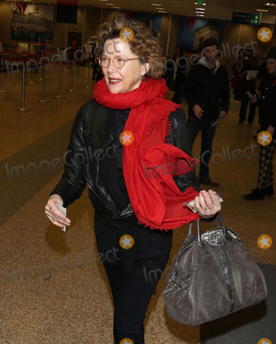 Annette Bening Photo - Photo by zzgotpapstarmaxinccomSTAR MAXCopyright 2019ALL RIGHTS RESERVEDTelephoneFax (212) 995-119612719Annette Bening is seen at Salt Lake City International Airport during the 2019 Sundance Film Festival(Salt Lake City Utah)