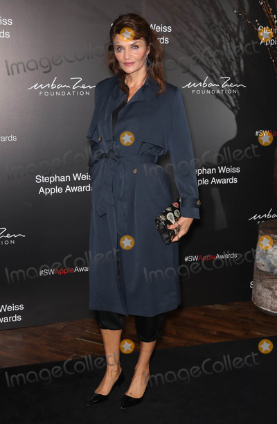 Helena Christensen Photo - Photo by John NacionstarmaxinccomSTAR MAX2018ALL RIGHTS RESERVEDTelephoneFax (212) 995-1196102418Helena Christensen at the Stephen Weiss Apple Awards in New York City