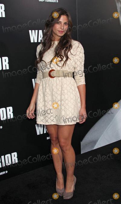 Ana Ayora Photo - Photo by REWestcomstarmaxinccom2011ALL RIGHTS RESERVEDTelephoneFax (212) 995-11969611Ana Ayora at the premiere of Warrior(Hollywood CA)