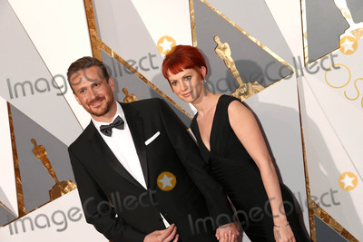 Alexis Mixter Photo - Photo by REWestcomstarmaxinccomSTAR MAXCopyright 2016ALL RIGHTS RESERVEDTelephoneFax (212) 995-119622816Jason Segel and Alexis Mixter at the 88th Annual Academy Awards (Oscars)(Hollywood CA USA)
