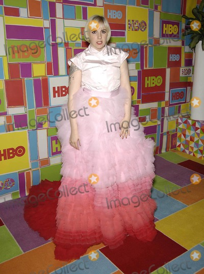 Lena Dunham Photo - Photo by Michael GermanastarmaxinccomSTAR MAX2014ALL RIGHTS RESERVEDTelephoneFax (212) 995-119682514Lena Dunham at the HBO Network after party for the 2014 Emmy Awards(West Hollywood CA)