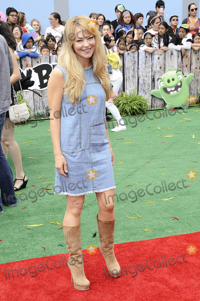 Angry Bird Photo - Photo by Michael GermanastarmaxinccomSTAR MAX2016ALL RIGHTS RESERVEDTelephoneFax (212) 995-11965716Charlotte Ross at the premiere of Angry Birds(Los Angeles CA)