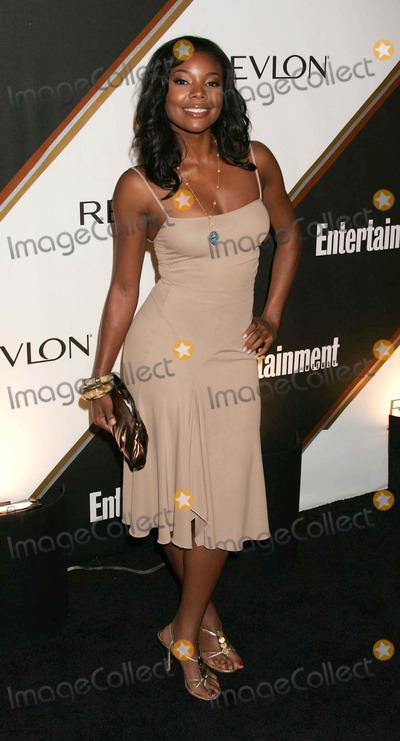 Gabrielle Union Photo - Photo by REWestcomstarmaxinccom200591705Gabrielle Union at Entertainment Weeklys Pre-Emmy Party(CA)