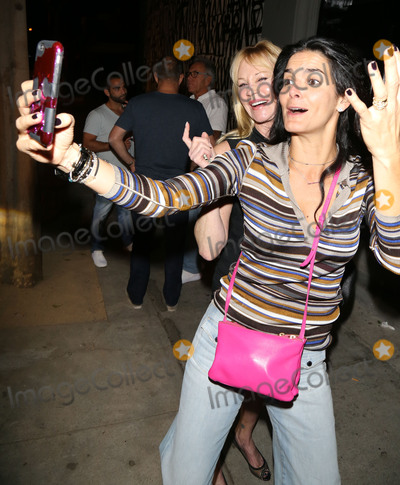 Angie Harmon Photo - Photo by gotpapstarmaxinccomSTAR MAXCopyright 2017ALL RIGHTS RESERVEDTelephoneFax (212) 995-1196102717Melanie Griffith and Angie Harmon are seen in Los Angeles CA