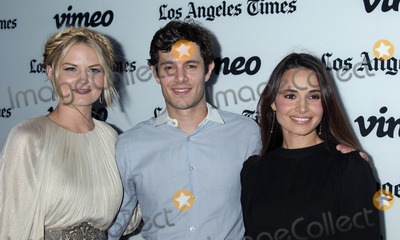 Adam Brody Photo - Photo by REWestcomStarmaxinccom2013ALL RIGHTS RESERVEDTelephoneFax (212) 995-119662613Jennifer Morrison Adam Brody Mia Maestro Some Girls Film premiere at the Laemmle Noho Theater (North Hollywood CA)