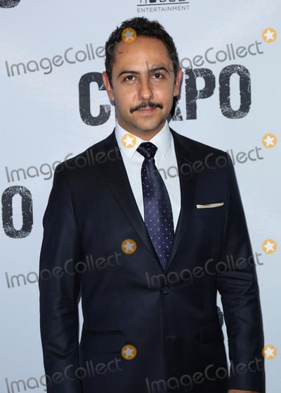 Humberto Busto Photo - Photo by gotpapstarmaxinccomSTAR MAXCopyright 2017ALL RIGHTS RESERVEDTelephoneFax (212) 995-119641917Humberto Busto at the premiere of El Chapo(Los Angeles CA)