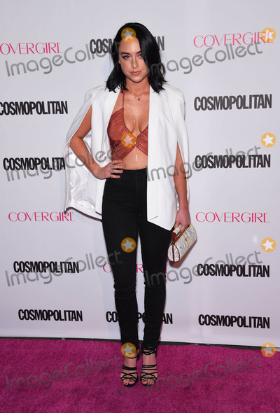 Alexx Mack Photo - Photo by KGC-11starmaxinccomSTAR MAXCopyright 2015ALL RIGHTS RESERVEDTelephoneFax (212) 995-1196101215Alexx Mack at Cosmopolitan Magazines 50th Birthday Celebration(Los Angeles CA)