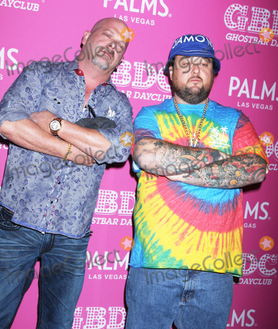 Austin Chumlee Russell Photo - Photo by Raoul GatchalianstarmaxinccomSTAR MAX2015ALL RIGHTS RESERVEDTelephoneFax (212) 995-119622815Rick Harrison and Austin Chumlee Russell host at Ghostbar Dayclub in the Palms Resort Hotel  Casino(Las Vegas Nevada)