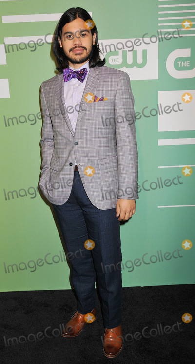 Carlos Valdes Photo - Photo by Demis MaryannakisstarmaxinccomSTAR MAX2015ALL RIGHTS RESERVEDTelephoneFax (212) 995-119651415Carlos Valdes at The CW Networks New York 2015 Upfront Presentation at the London Hotel