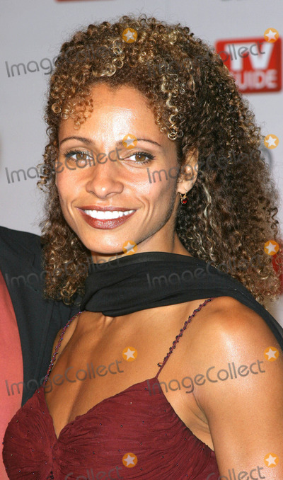 Michelle Hurd Photo - Photo by Tim GoodwinSTAR MAX Inc - copyright 200392103Michelle Hurd at the TV Guide Emmy after party(CA)