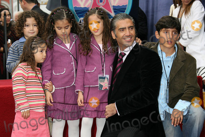 Alejandro Fernandez Photo - Photo by NPXstarmaxinccom200512205Alejandro Fernandez (with his kids) receives his star on the Hollywood Walk of Fame(Los Angeles CA)