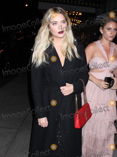 Ashley Benson Photo - Photo by Victor MalafrontestarmaxinccomSTAR MAX2017ALL RIGHTS RESERVEDTelephoneFax (212) 995-119612617Ashley Benson is seen in New York City