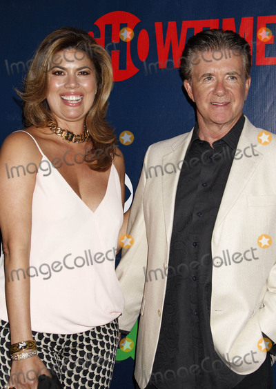 Tanya Callau Photo - Photo by REWestcomstarmaxinccomSTAR MAXCopyright 2015ALL RIGHTS RESERVEDTelephoneFax (212) 995-119681015Alan Thicke and wife Tanya Callau at the CBS CW and Showtime Networks 2015 Summer Television Critics Association (TCA) Tour Party(West Hollywood CA)