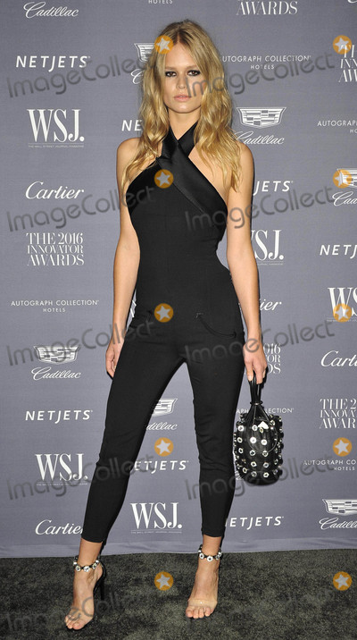 Anna Ewers Photo - Photo by Patricia SchleinstarmaxinccomSTAR MAX2016ALL RIGHTS RESERVEDTelephoneFax (212) 995-119611216Anna Ewers at The WSJ Magazine Innovator Awards(NYC)