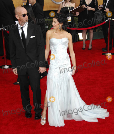 Stephen Kay Photo - Photo by Michael Germanastarmaxinccom200712807Teri Hatcher and Stephen Kay at the 13th Annual Screen Actors Guild (SAG) Awards(Los Angeles CA)