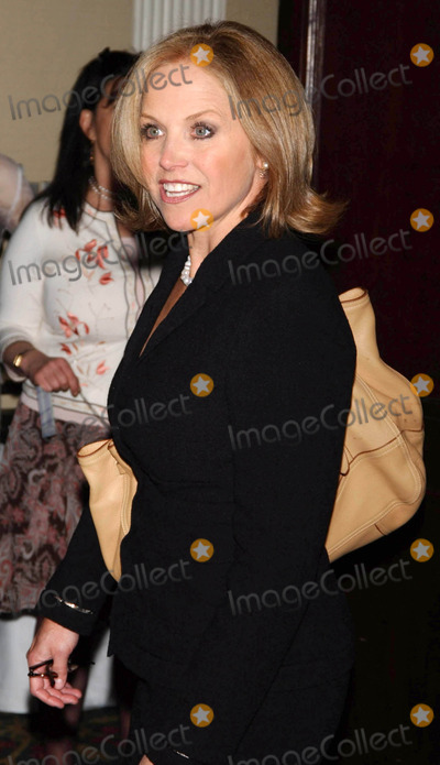 The Matrix Photo - Photo by Walter Weissmanstarmaxinccom20064306Katie Couric at the 2006 Matrix Awards(NYC)