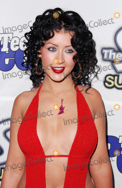 Christina Aguilera Photo - Photo by Lee Roth STAR MAX Inc - copyright 2003 ALL RIGHTS RESERVED TelephoneFax (212) 995-1196 552003 Christina Aguilera at Teen Peoples 6th Annual 25 Hottest Stars Under 25 Celebration (Hollywood CA)