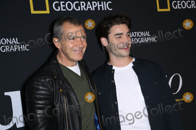 Alex Rich Photo - Photo by John NacionstarmaxinccomSTAR MAXCopyright 2018ALL RIGHTS RESERVEDTelephoneFax (212) 995-119641918Antonio Banderas and Alex Rich at the National Geographic unveiling of the Genius Picasso Studio Experience - an interactive installation designed to inspire people to create their own masterpieces at 100 Avenue Of The Americas in New York City(NYC)