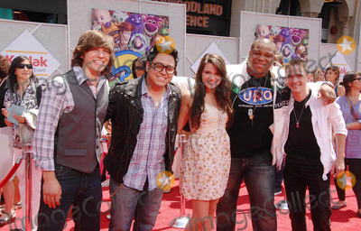 Andrew Garcia Photo - Photo by Michael Germanastarmaxinccom201061310Tim Urban Andrew Garcia Katie Stevens Michael Lynche and Aaron Kelly at the premiere of Toy Story 3(Hollywood CA)