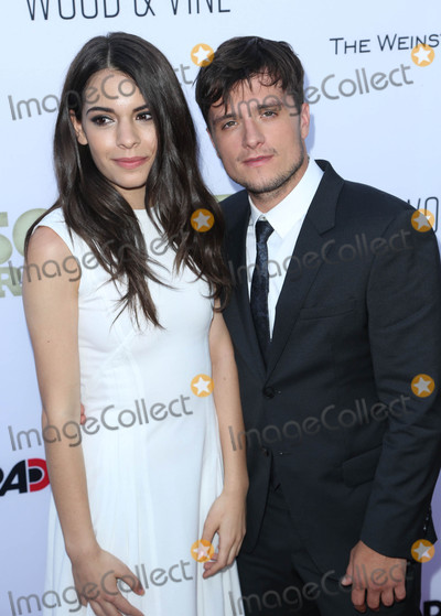 Claudia Traisac Photo - Photo by JMAstarmaxinccomSTAR MAX2015ALL RIGHTS RESERVEDTelephoneFax (212) 995-119662215Claudia Traisac and Josh Hutcherson at the premiere of Escobar Paradise Lost(Los Angeles CA)
