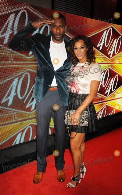 Amare Stoudemire Photo - Photo by Demis Maryannakisstarmaxinccom2013starmaxinccomALL RIGHTS RESERVEDTelephoneFax (212) 995-119661713Amare Stoudemire and Alexis Welch at the 4040 Club 10 Year Anniversary(NYC)