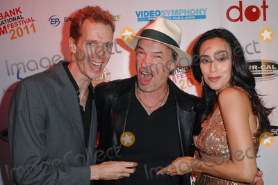 Valerie Perez Photo - NORTH HOLLYWOOD CA - SEPTEMBER 17 Actor Doug Jones  actor Gary Graham and actress Valerie Perez at A Night of Science Fiction Fantasy  Horror in Conjunction with The Burbank Film Festival After Party at TDJ Studios on September 17 2011  in North Hollywood California  (Albert L OrtegaImageCollectcom)