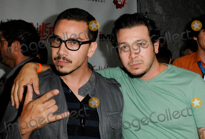 Brian Ronalds Photo - HOLLYWOOD CA - SEPTEMBER 15 Actor Dean Matthew Ronalds and actor Brian Ronalds at the World Premiere of Chillerama at Hollywood Forever Cemetary on September 15 2011  in Hollywood California  (Albert L OrtegaImageCollectcom)