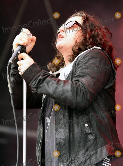 Ian Astbury Photo - Ian Astbury of the English rock band The Cult at the Sonisphere Festival a rock metal electro and punk traveling music event held at Knebworth House and Park Knebworth UK 080110