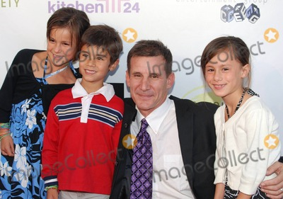 Anne Archer Photo - Andrew Lauer and family attend the Sirens Societys 2nd annual benefit FILManthropy Festival held at Cinespace  The goal of FILManthopy is to showcase movies that inspire educate raise awareness and motivate so that the audience may through their eyes open their minds and their hearts to creating a better world for all  This years event honored actress Anne Archer as FILManthropist of the Year 2010 Los Angeles CA 100310