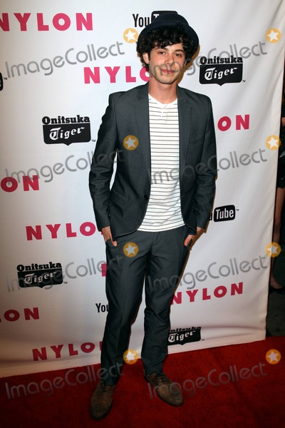 Paul Iacono Photo - Actor Paul Iacono arrives at NYLON Magazines party celebrating their annual Young Hollywood Issue presented by Onitsuka Tiger and YouTube at Bardot Hollywood in Los Angeles CA 5411