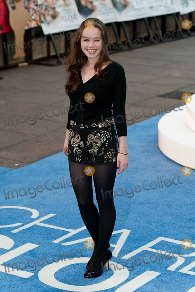 Anna Popplewell Photo - Anna Popplewell attends the UK premiere of The death and life of Charlie St Cloud held at the Empire cInema Leicester Square London UK 09162010