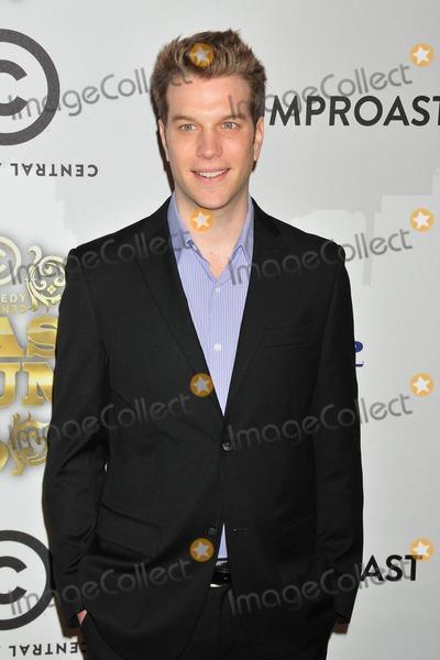 Anthony Jeselnik Photo - Anthony Jeselnik poses on the gold carpet at Comedy Centrals Roast of Donald Trump held at the Hammerstein Ballroom New York NY 030911