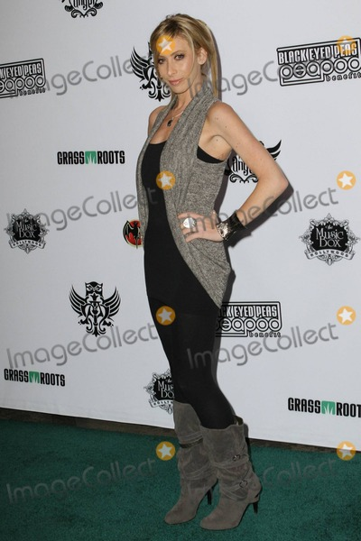 Aubry Fisher Photo - Aubry Fisher arrives at the seventh annual Black Eyed Peas Peapod Benefit Concert held at the Music Box Theatre Los Angeles CA 021011