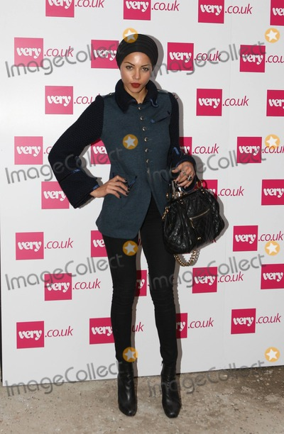 Ana Araujo Photo - Ana Araujo at the launch of Fearne Cottons Spring Summer 2012 collection launch for Very London during London Fashion Week London UK 20th September 2011