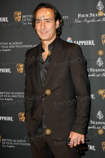 Alexandre Desplat Photo - Alexandre Desplat on the red carpet at the 17th Annual BAFTA Los Angeles tea party during award season held at The Four Seasons Hotel Los Angeles CA 011511