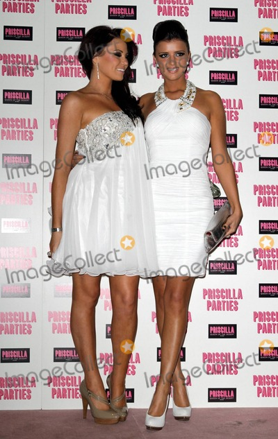 Lucy Meck Photo - Jessica Wright and Lucy Meck at the Priscilla Parties - Launch Party at the Palace Theatre Shaftsbury Avenue London UK 12411