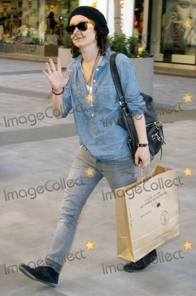 Allison Adler Photo - EXCLUSIVE Actress Sara Gilbert waves while out for a shopping trip on Robertson Blvd  The Roseanne actress is mother to son Levi 6 and daughter Sawyer 3 born with her partner of eight years Allison Adler Los Angeles CA 011511Fees must be agreed prior to publication