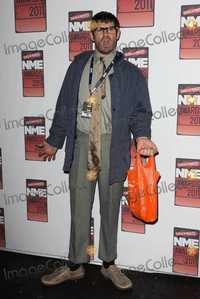 Angelos Epithemiou Photo - Angelos Epithemiou at the NME Awards 2011 at Brixton Academy in London UK 22311