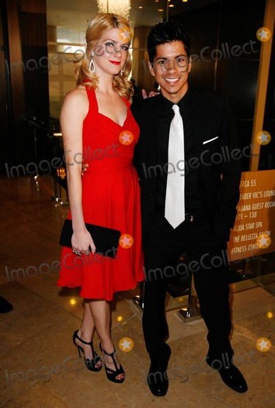 Jeremy Valdez Photo - Actor Jeremy Ray Valdez and wife Kelly Alexis Valdez arrive at the 25th Annual Imagen Awards luncheon held at the Beverly Hilton Hotel sponsored in part by The Nielsen Company and The Walt Disney Company  The Imagen (Spanish for image) Foundations award ceremony honors positive portrayals of Latinos and Latino cultures in entertainment  Los Angeles CA 081510