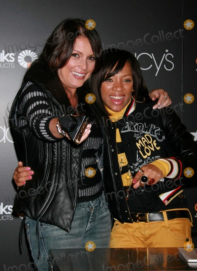 Angie Martinez Photo - Lil Mama with Angie Martinez Promoting Akademiks at Macys Herald Square in New York City on 11-09-2007 Photo by Henry McgeeGlobe Photos Inc 2007